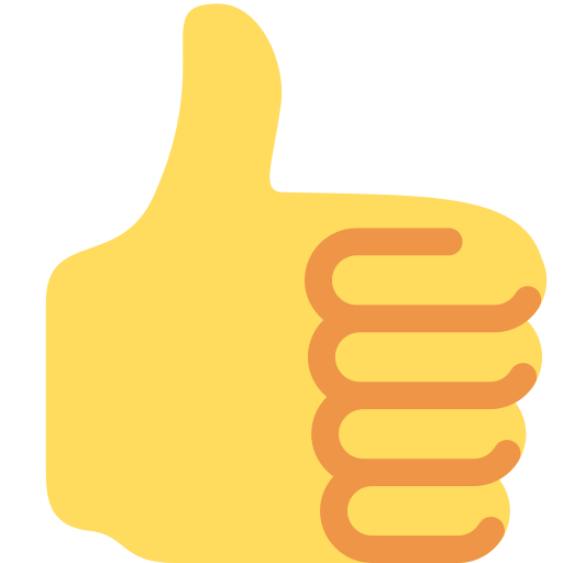 Pouce Leve Emoji Copier Et Coller Emojifaces